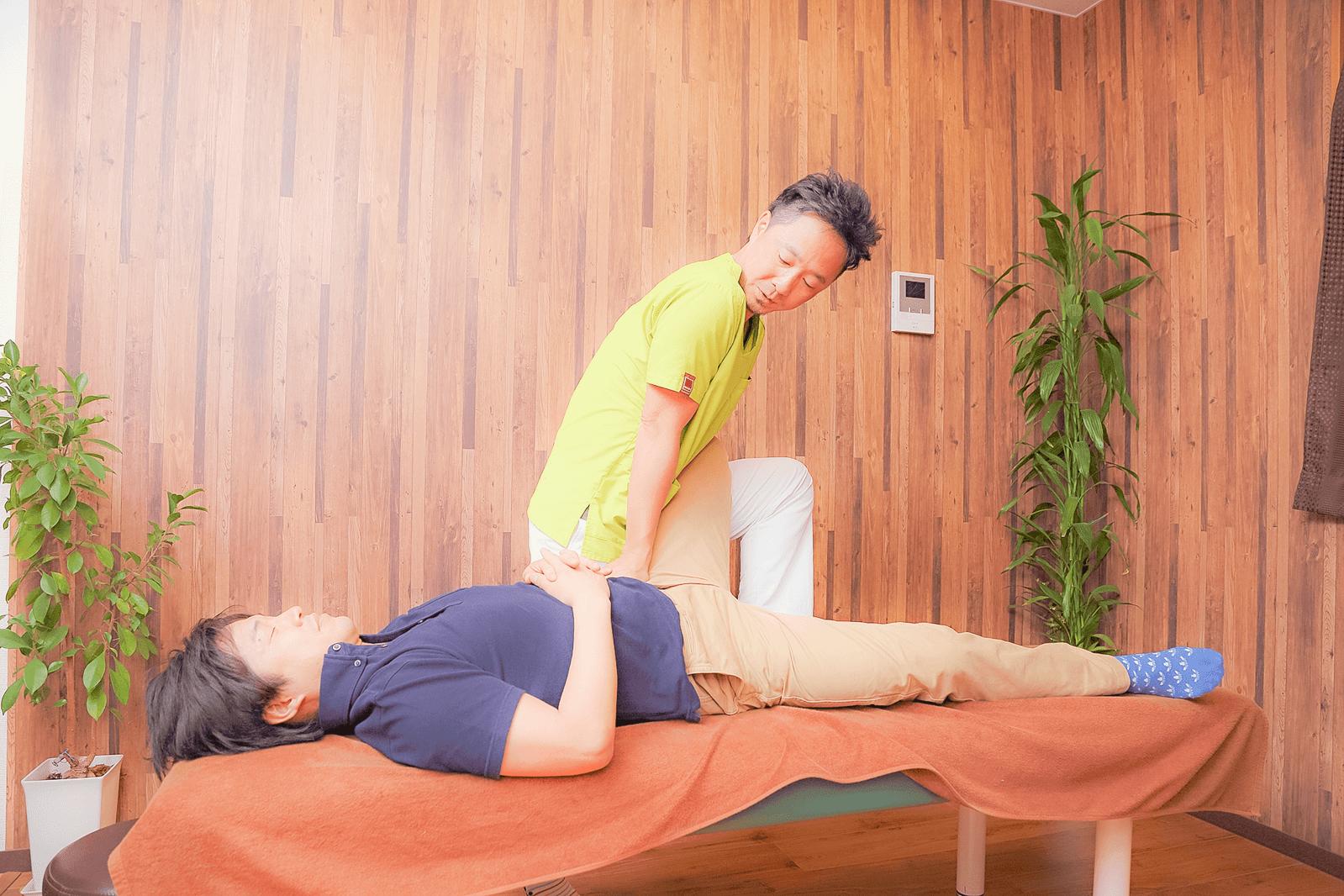 肩こり、脱臼、骨折、挫傷、ぎっくり腰など 様々な痛みの治療   川口市南鳩ヶ谷の整骨院 はた整骨院